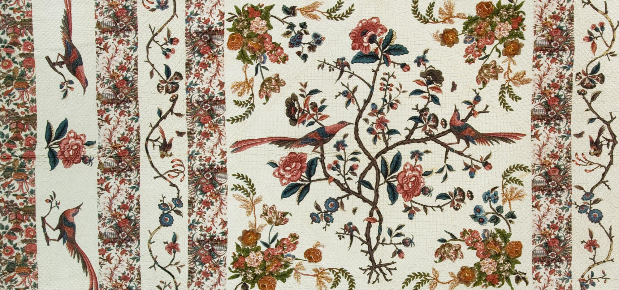 Chintz Appliqué: From Imitation to Icon