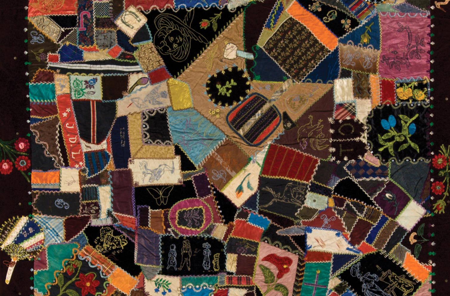 A Fairyland of Fabrics