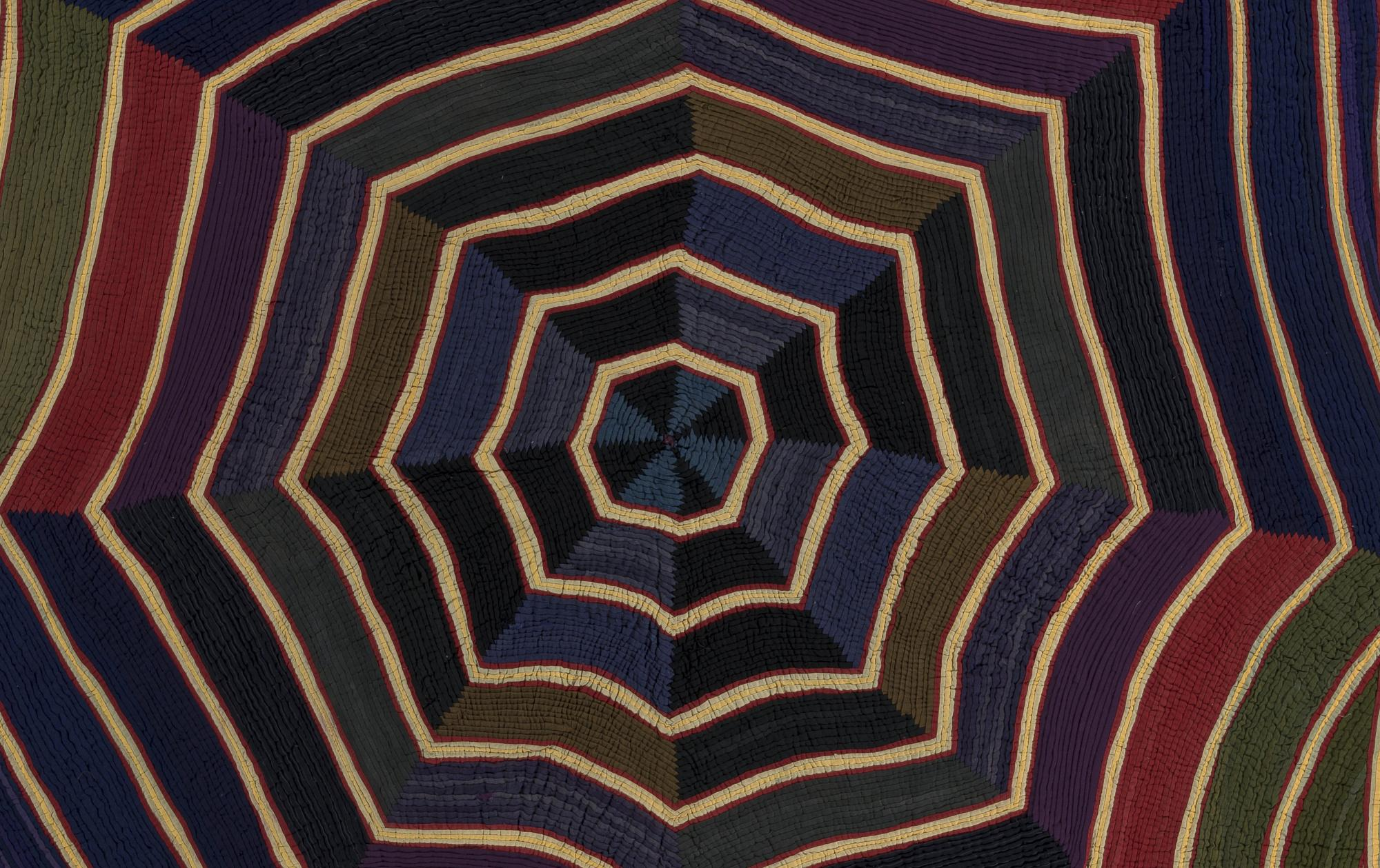 The Haunting of Quilt House Banner