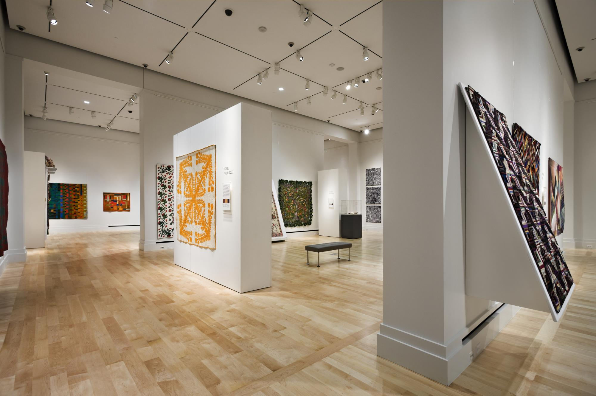 Quilts in Common: Around the Globe & Across Centuries