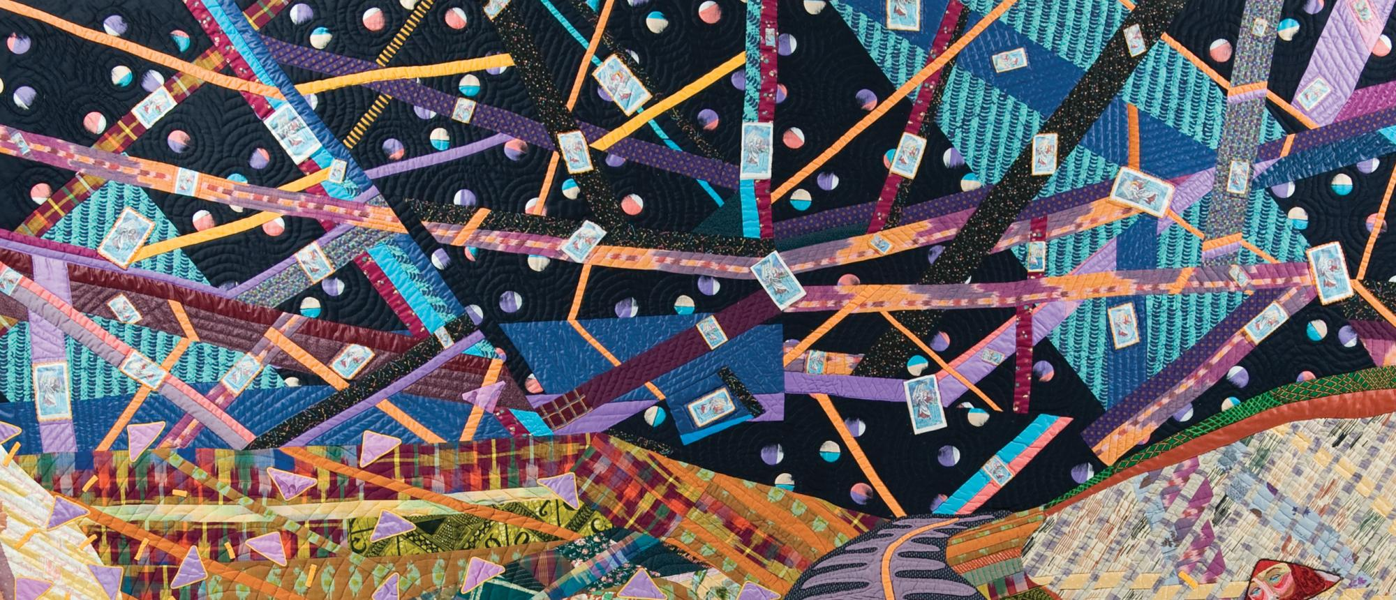 Revisiting the Art Quilt
