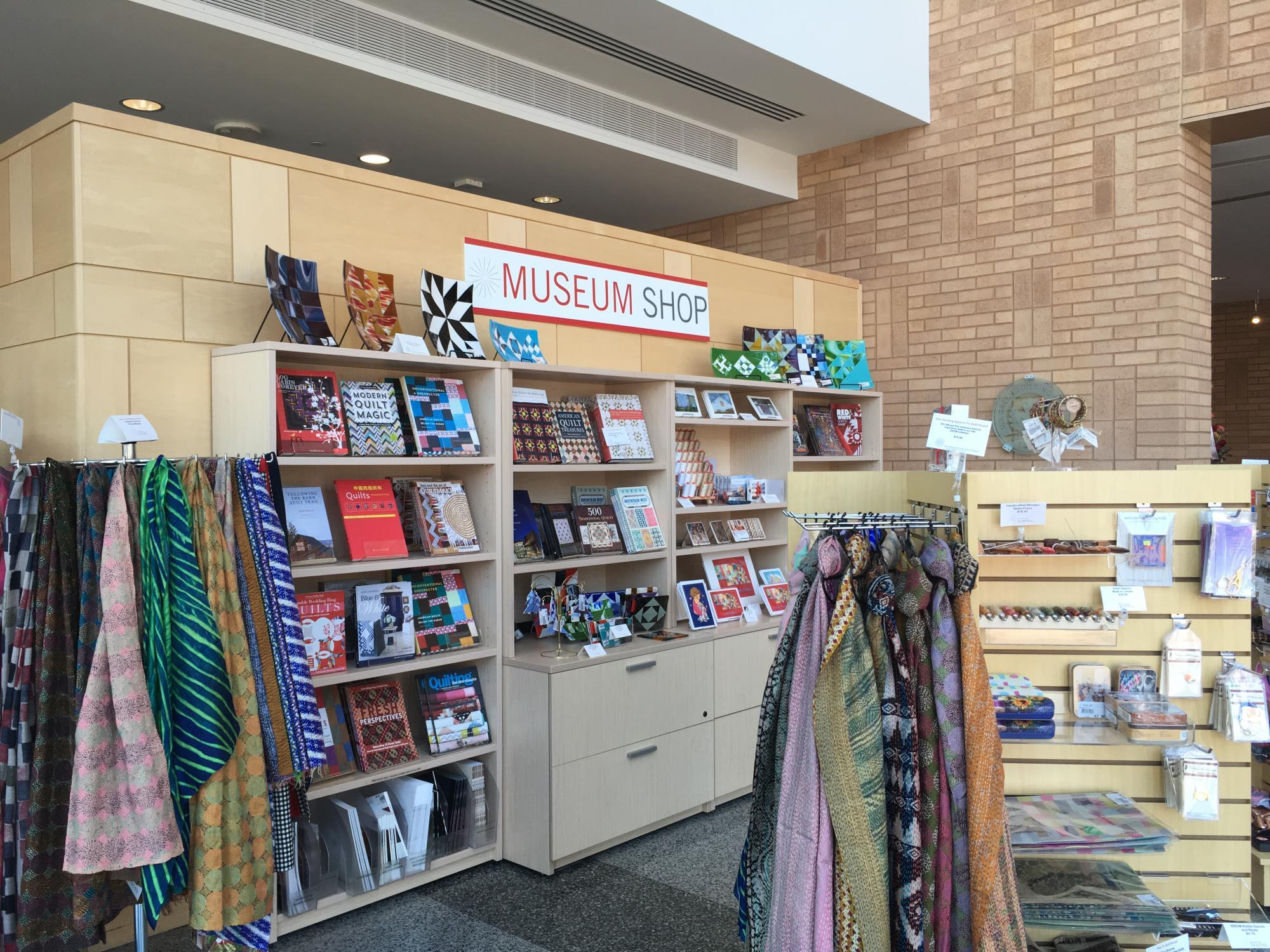 Museum Shop Promo Image