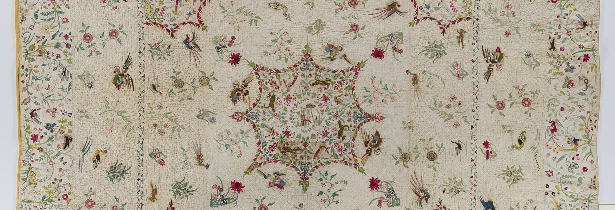 Medallion - Early Quilt