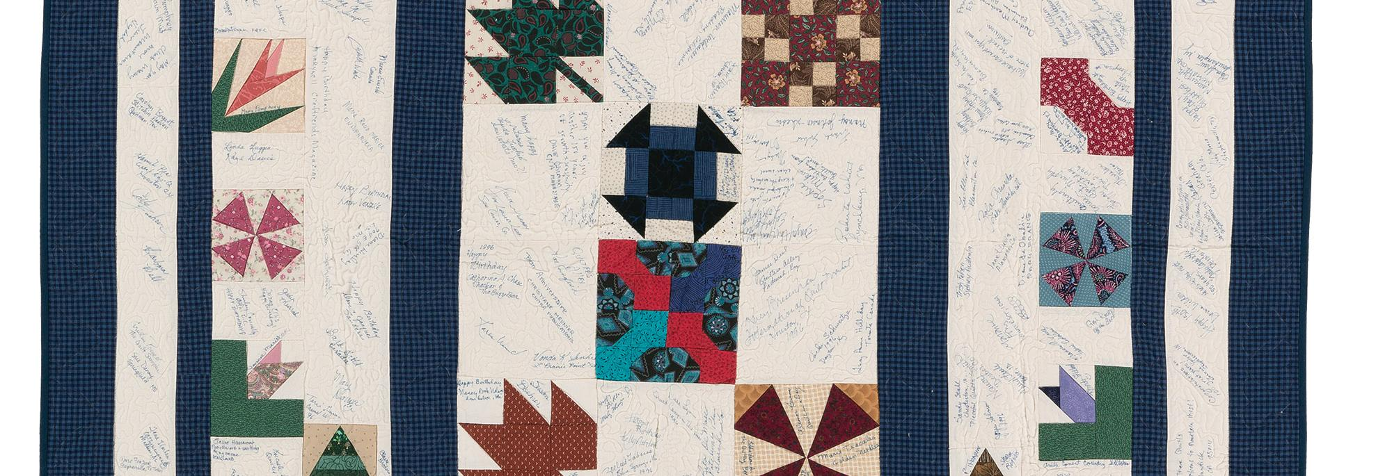 Album - Mountain Mist Quilt
