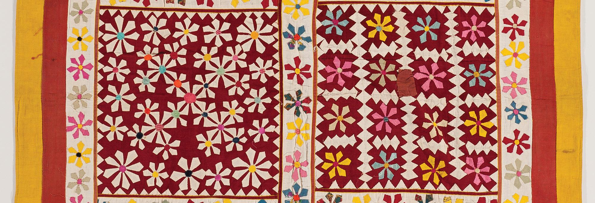 Applique - Southeast Asia Quilt