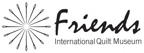 Friends of International Quilt Study Center & Museum logo