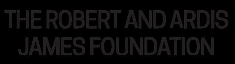 The Robert and Ardis James Foundation