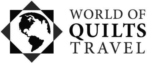 World of Quilts Logo