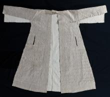 Coat, man's (dismounted), corded quilting