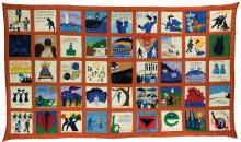 The Bicentennial People's Quilt
