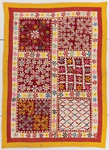 Southeast Asia Quilt - Applique