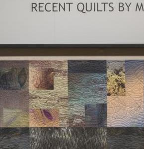 Ambiguity & Enigma: Recent Quilts by Michael James