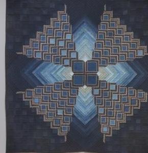 Blue Echoes: Quilts by Shizuko Kuroha