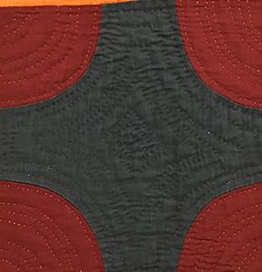 southern quilt detail