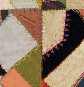 Quilts Under the Microscope Photo