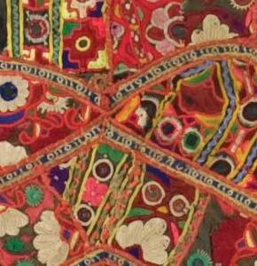 South Asian Seams: Quilts from India, Pakistan & Bangladesh